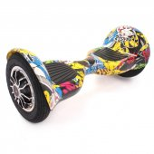 Гироскутер Hoverbot C1 yellow multicolor