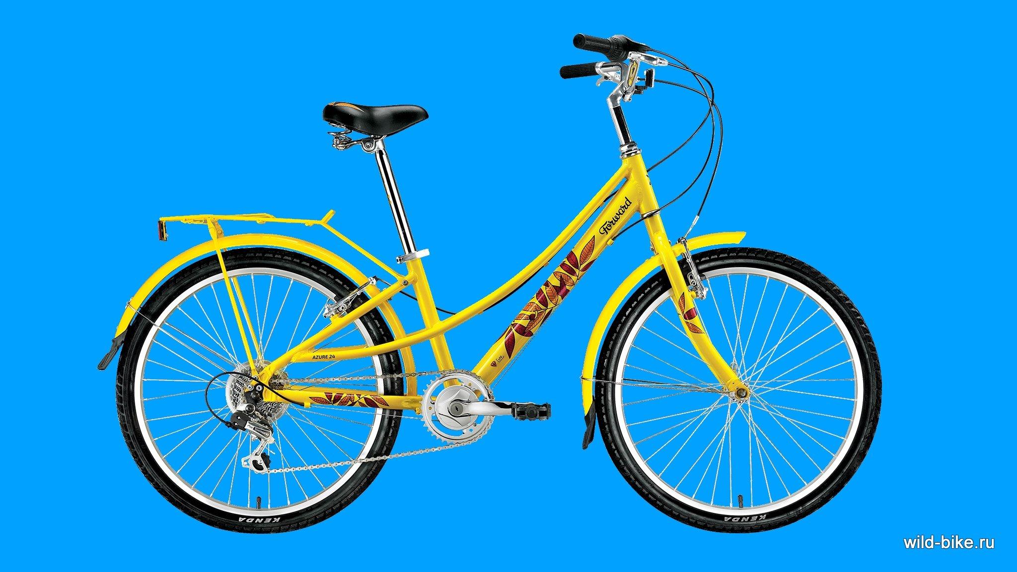 Велосипед форвард ремонт