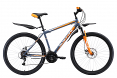 Велосипед Black One Onix 27.5 D Alloy 2019